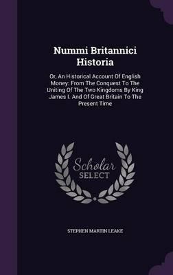 Nummi Britannici Historia