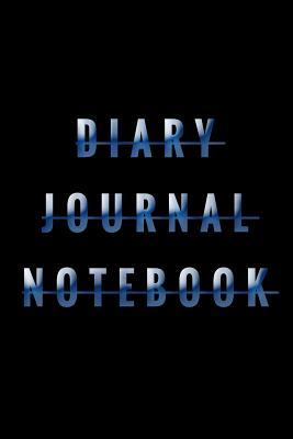 Diary Journal Notebook