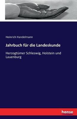 Jahrbuch für die Landeskunde