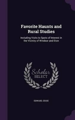 Favorite Haunts and ...