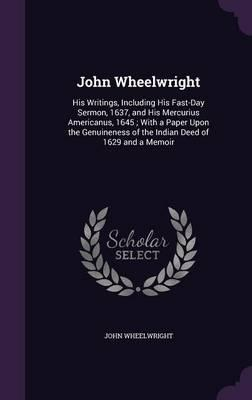 John Wheelwright