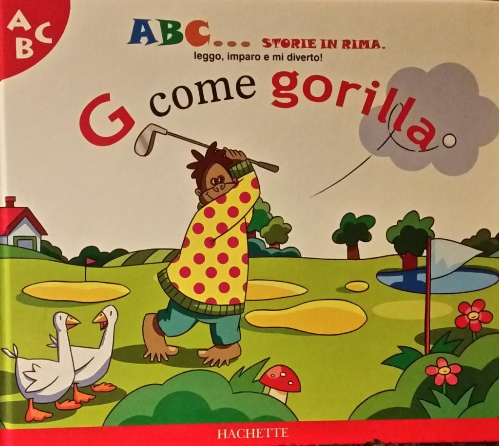 G come gorilla