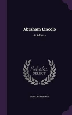 Abraham Lincolo