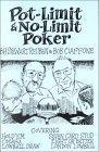 Pot-Limit & No-Limit Poker
