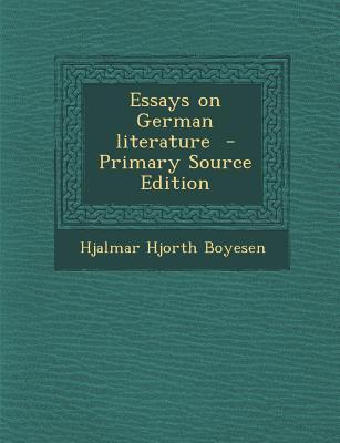 Essays on German Literature