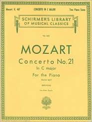 Concerto No. 21 in C...