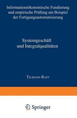 Systemgeschäft Und Integralqualitäten