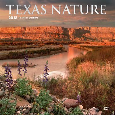 Texas Nature 2018 Calendar