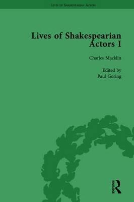 Lives of Shakespearian Actors, Part I, Volume 2