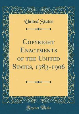 Copyright Enactments...