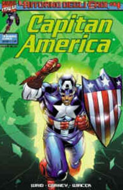 Capitan America & Th...