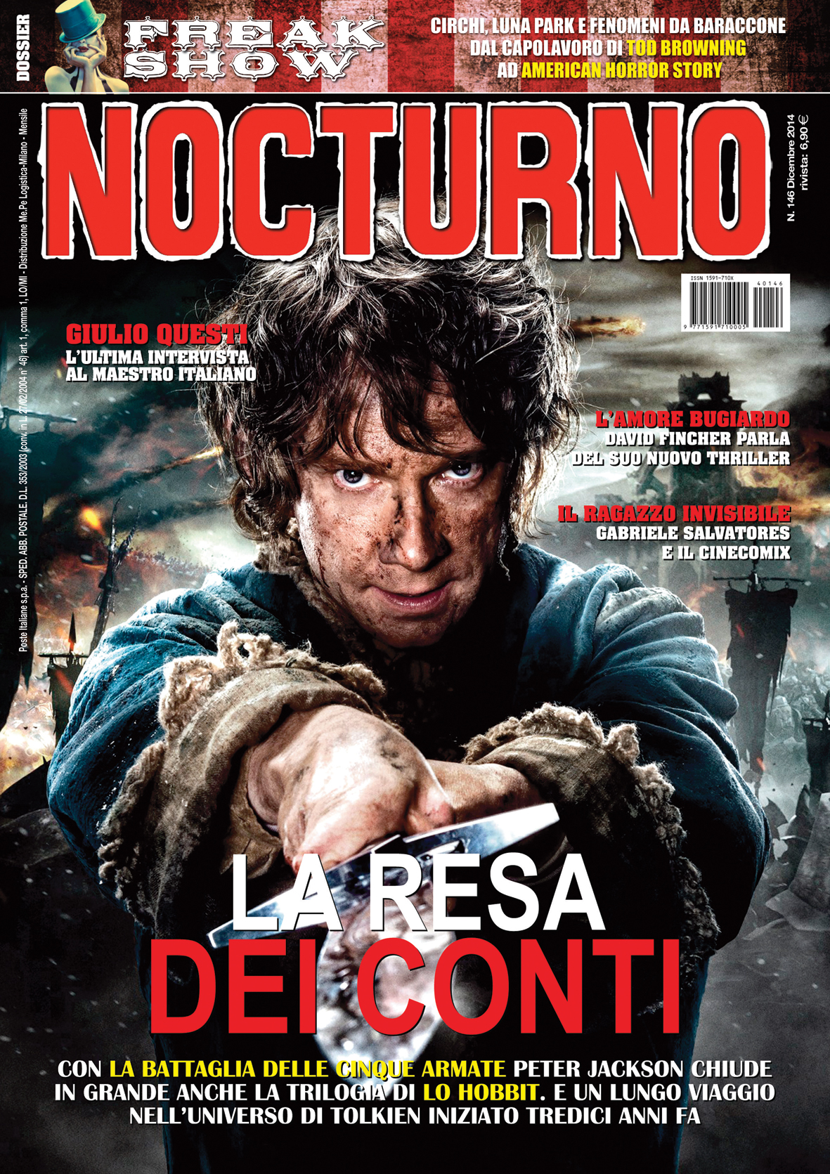 Nocturno cinema n. 146