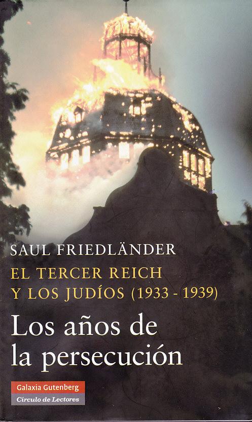 EL TERCER REICH Y LOS JUDIOS (1933