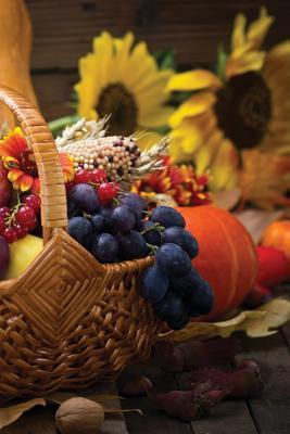 Autumn Harvest Bounty Journal