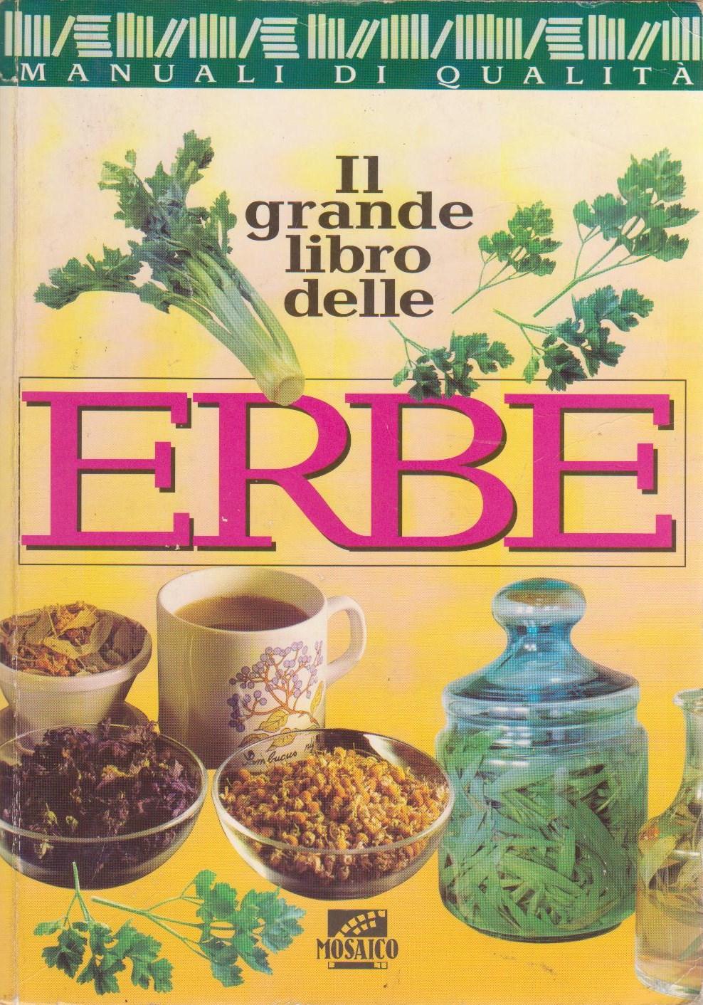 Il grande libro delle erbe