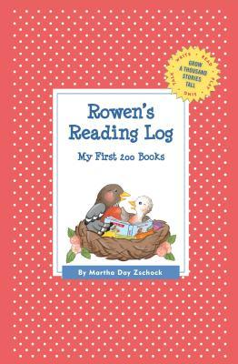 Rowen's Reading Log