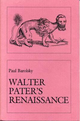 Walter Pater's Renaissance