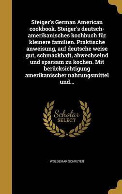 GER-STEIGERS GERMAN AMER CKBK