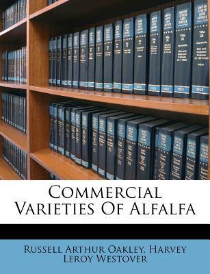 Commercial Varieties of Alfalfa