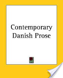 Contemporary Danish Prose