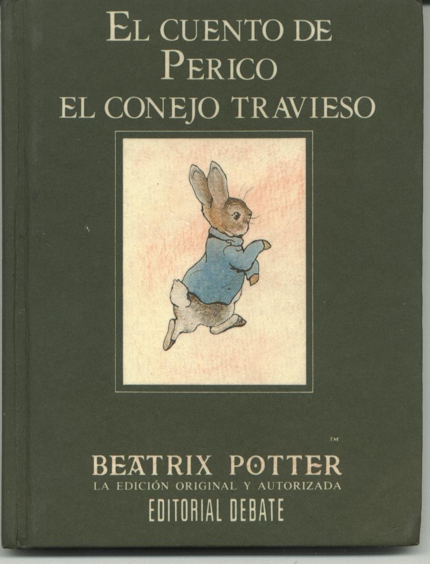 El Cuento de Perico El Conejo Travieso