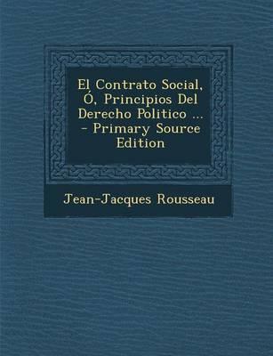 El Contrato Social, ...