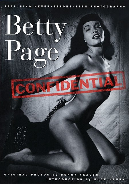 Betty Page Confident...