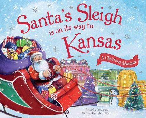 Santa's Sleigh Is on Its Way to Kansas
