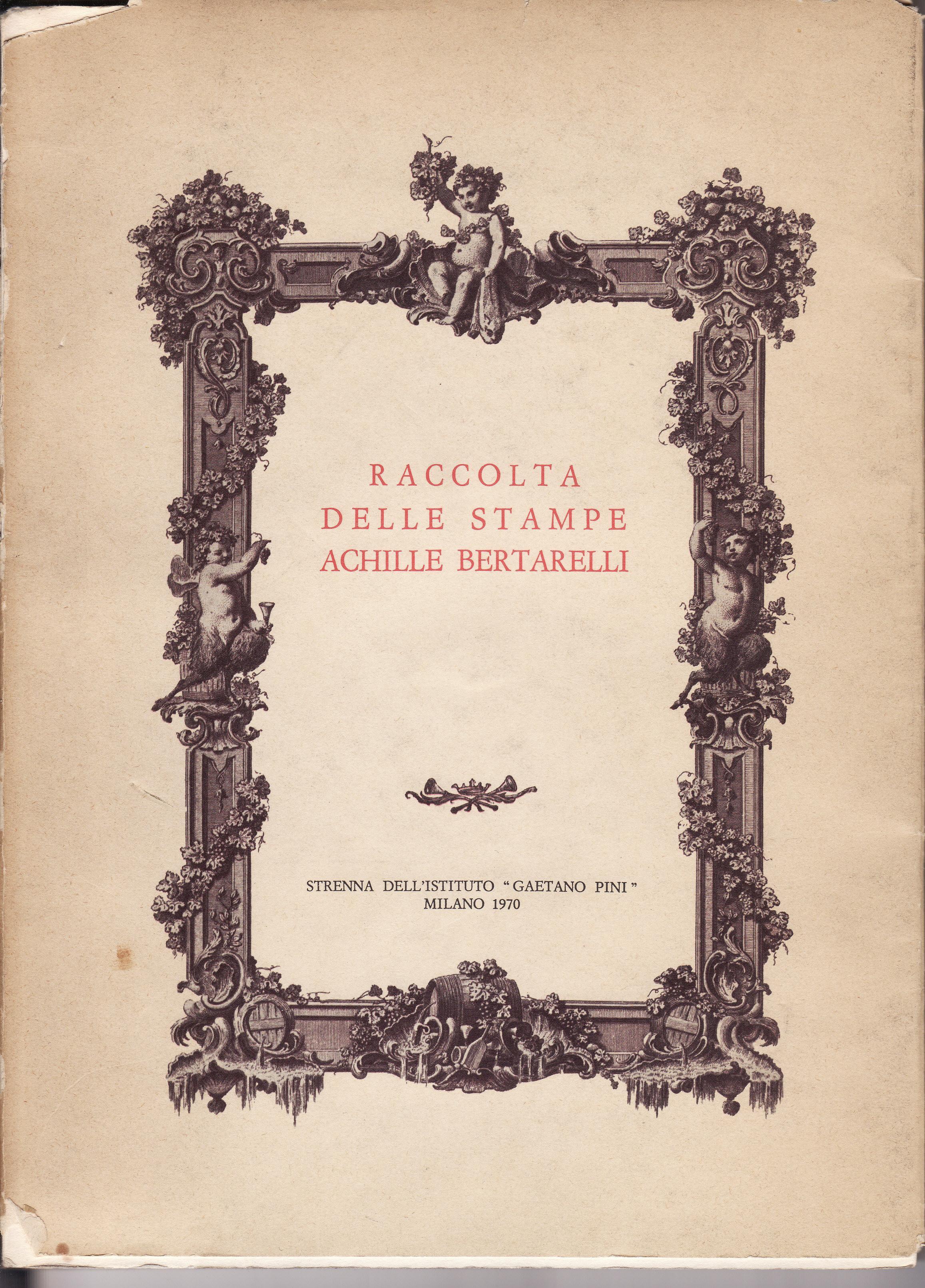 Incontro con la Civica raccolta delle stampe Achille Bertarelli