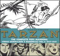 Tarzan. Strisce giornaliere e domenicali