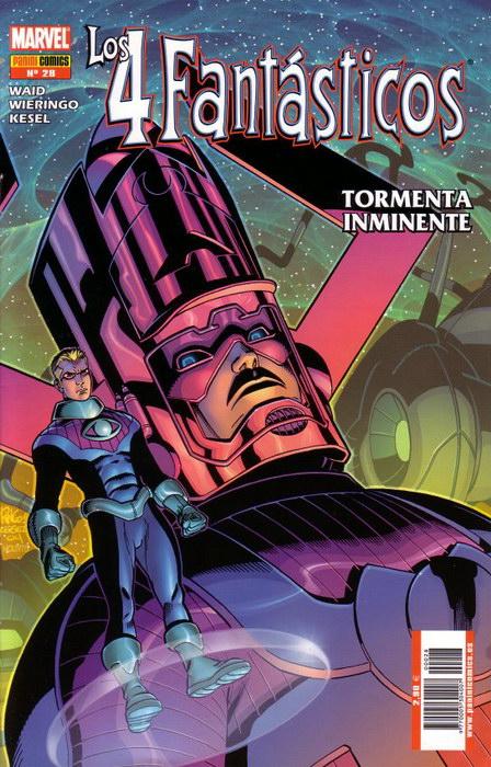Los 4 Fantásticos Vol.1 #28 (de 34)