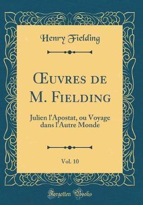 OEuvres de M. Fielding, Vol. 10