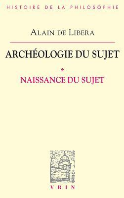 Archeologie Du Sujet