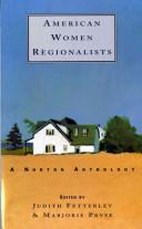American women regionalists, 1850-1910