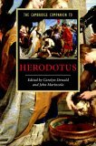 The Cambridge Companion to Herodotus