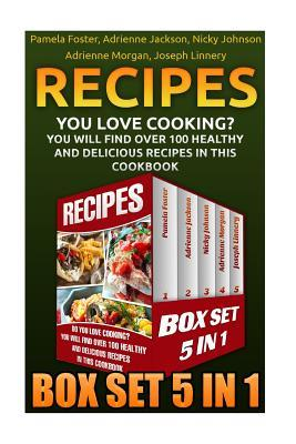 Recipes 5 in 1 Set