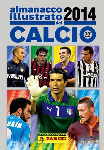 Almanacco illustrato del calcio 2014