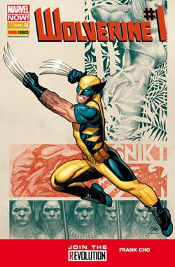 Wolverine n. 283