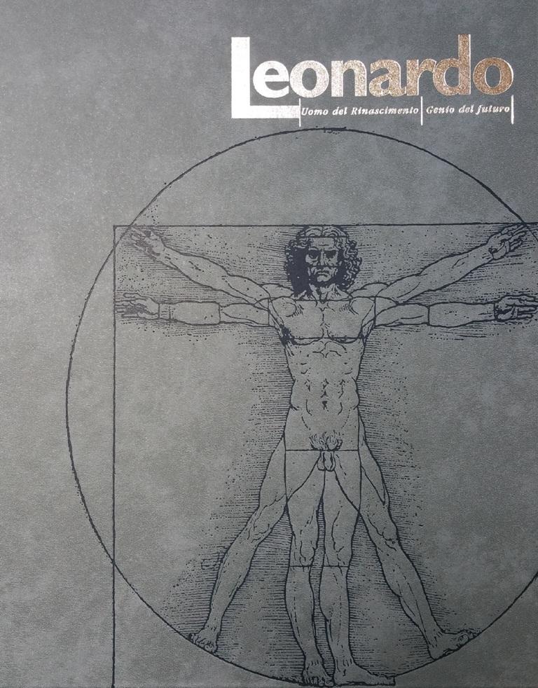 Leonardo: Uomo del Rinascimento, genio del futuro - Vol. 5