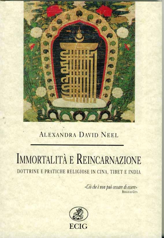 Immortalità e reincarnazione