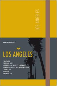 My Los Angeles. Mustard yellow. Visual book