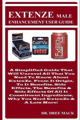 EXTENZE Male Enhancement User Guide