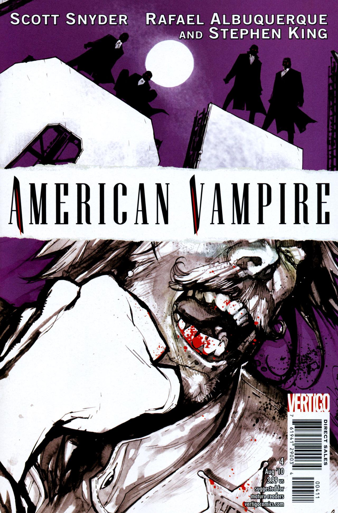 American Vampire n.4
