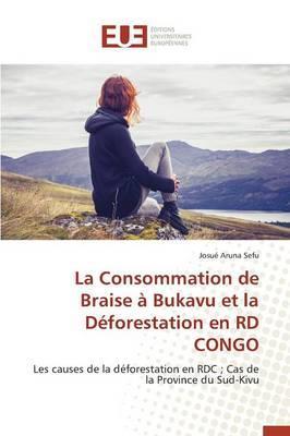 La Consommation de Braise a Bukavu et la Deforestation en Rd Congo