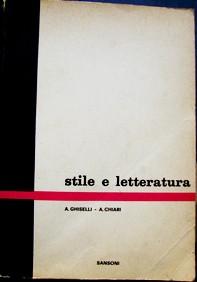 Stile e letteratura