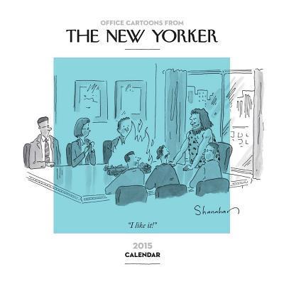 Office Cartoons from the New Yorker 2015 Calendar