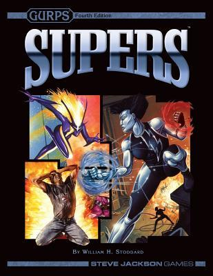 GURPS Supers
