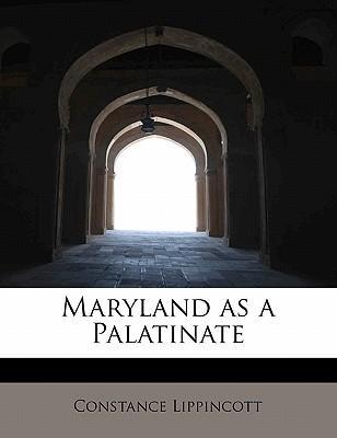 Maryland as a Palatinate