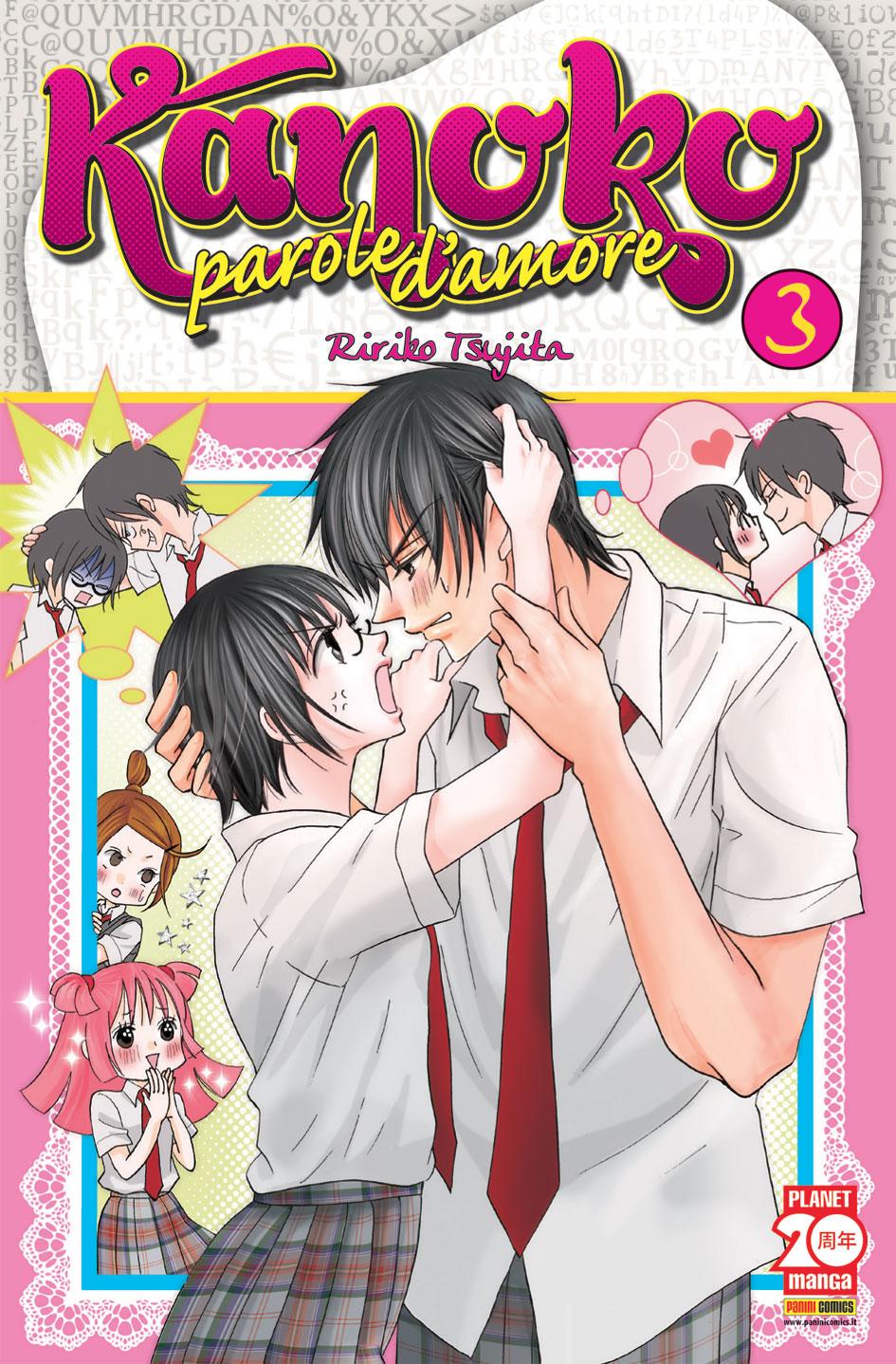 Kanoko, parole d'amore vol. 3