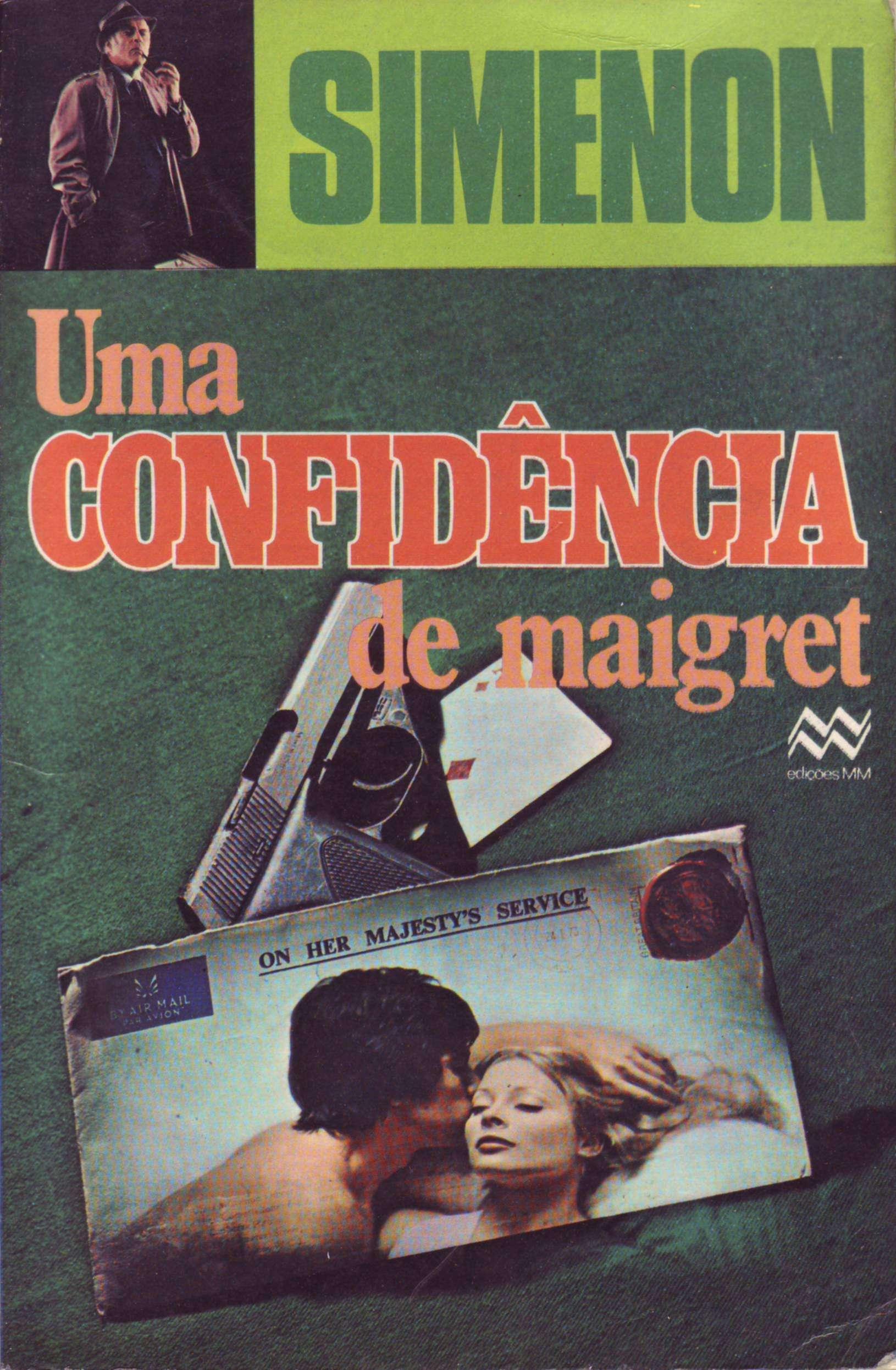 Uma confidência de ...